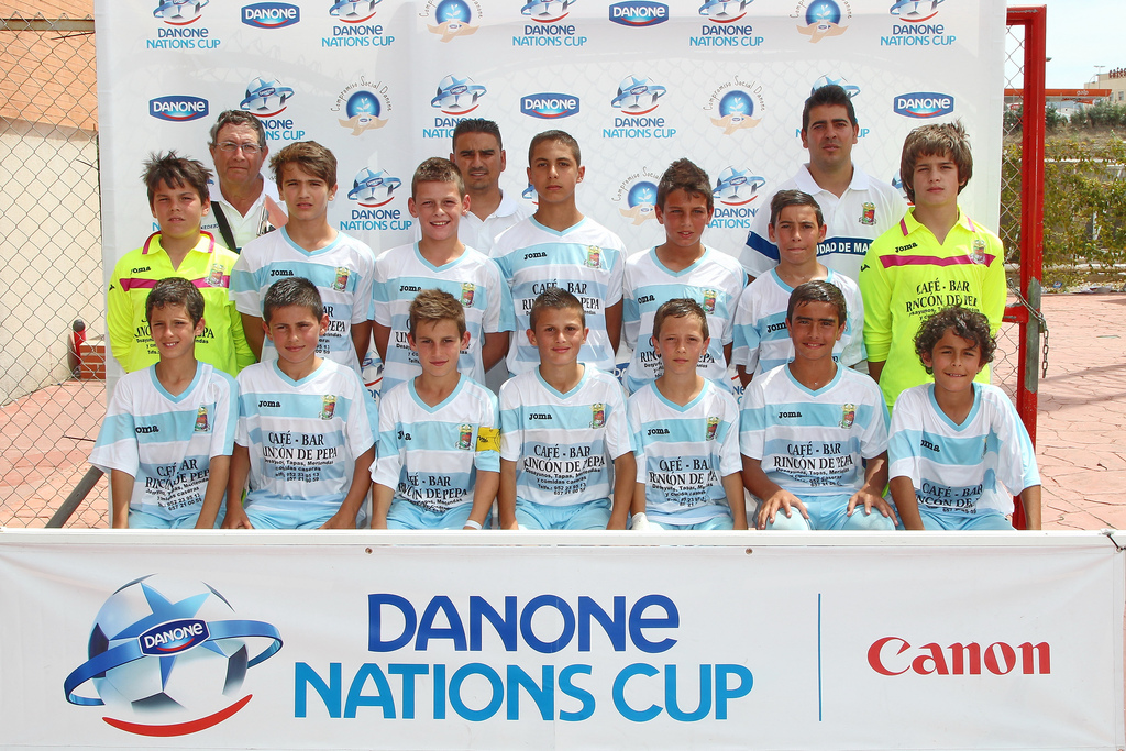 DANONE NATIONAL CUP 2014